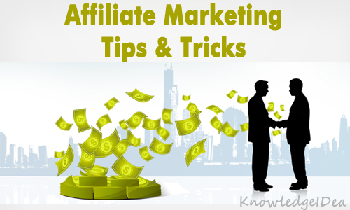 Affiliate Marketing Tips and Tricks Affiliate Network
