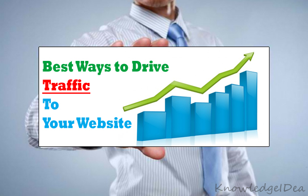 20 Ways to Drive Traffic To Your Website