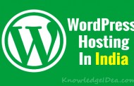 WordPress Hosting in India – Everything You Need to Know About