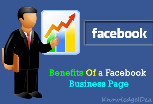 Benefits of a Facebook Business Page