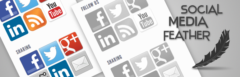 Top 10 Social Media Sharing WordPress Plugins Social Media Feather
