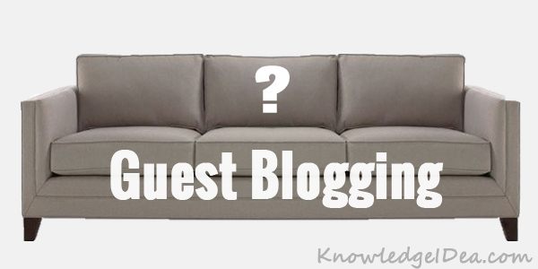 What is Guest Blogging in Seo Optimization