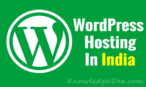 WordPress Hosting in India
